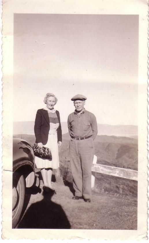 Arthur and Elizabeth Huston Vacation Album, ca. 1947 Page13