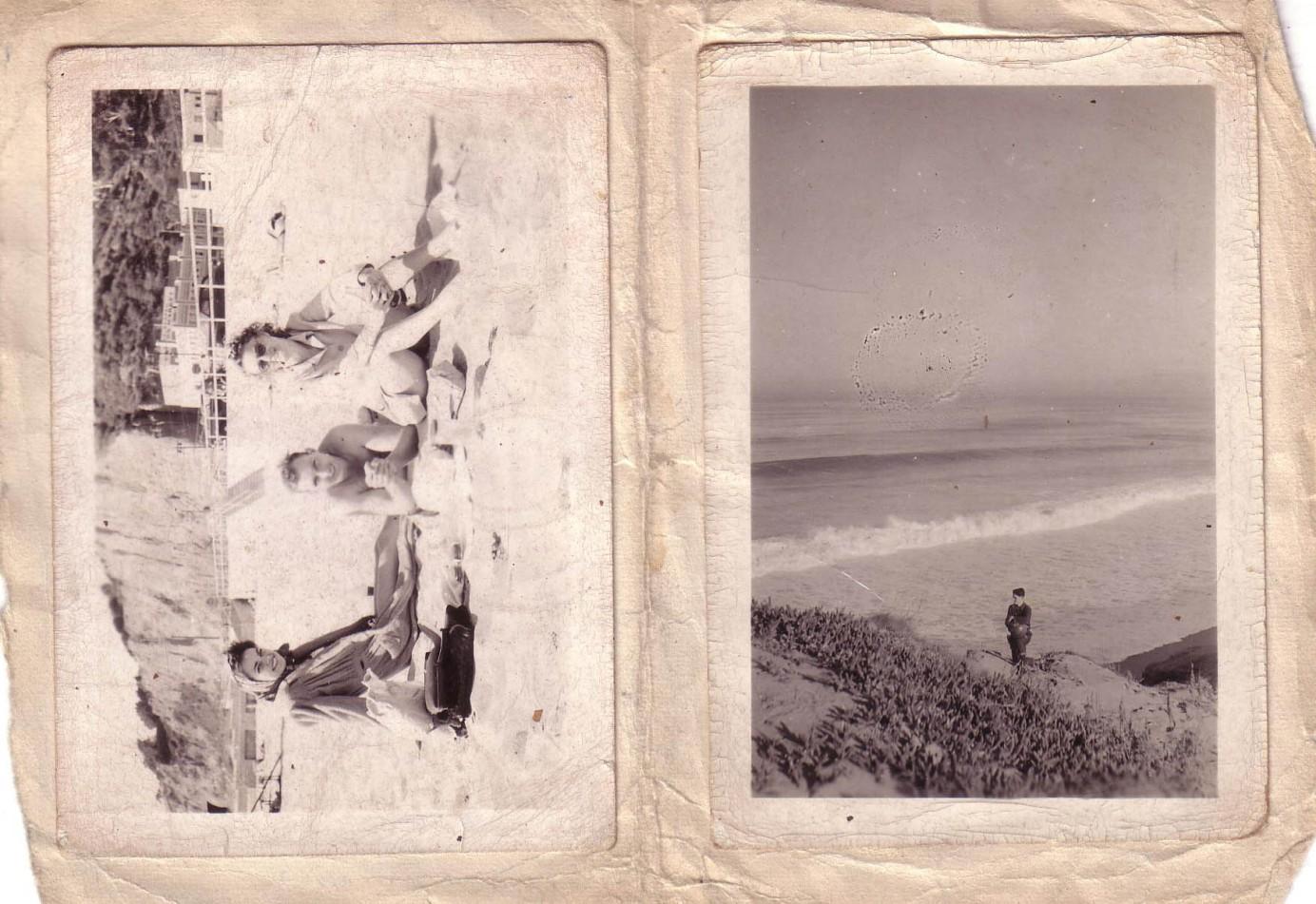 Arthur and Elizabeth Huston Vacation Album, ca. 1947 Page14