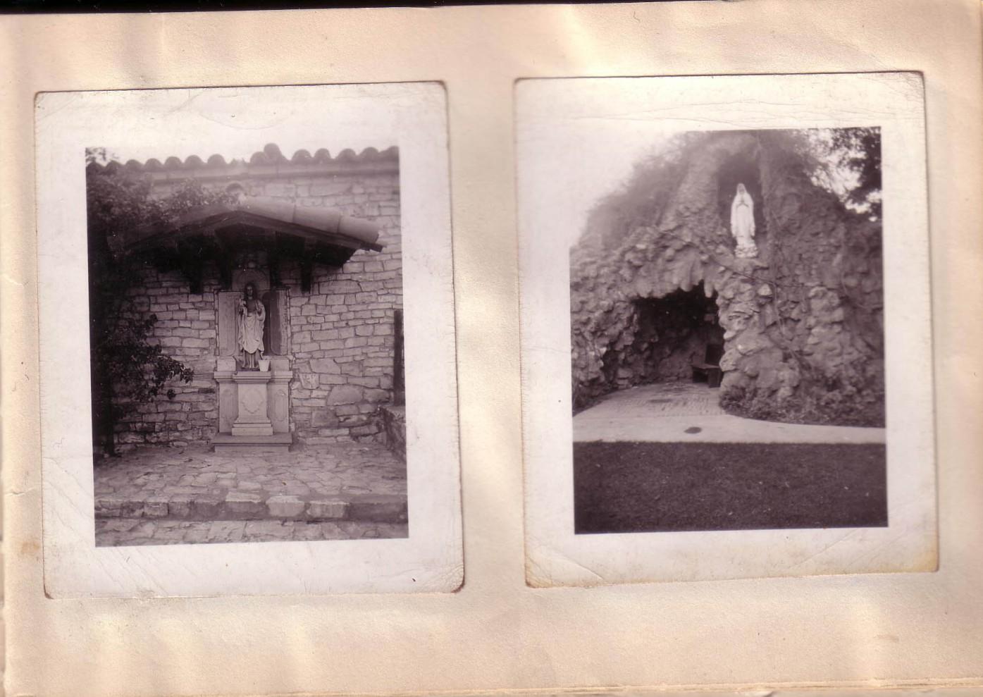 Arthur and Elizabeth Huston Vacation Album, ca. 1947 Page2