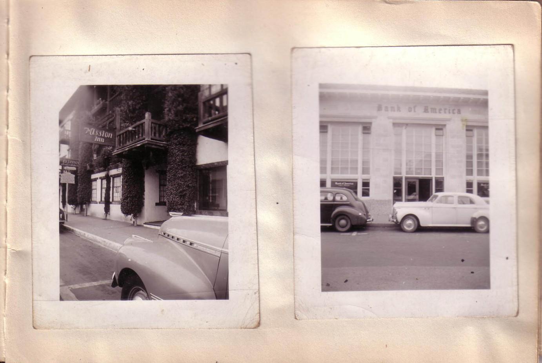 Arthur and Elizabeth Huston Vacation Album, ca. 1947 Page7