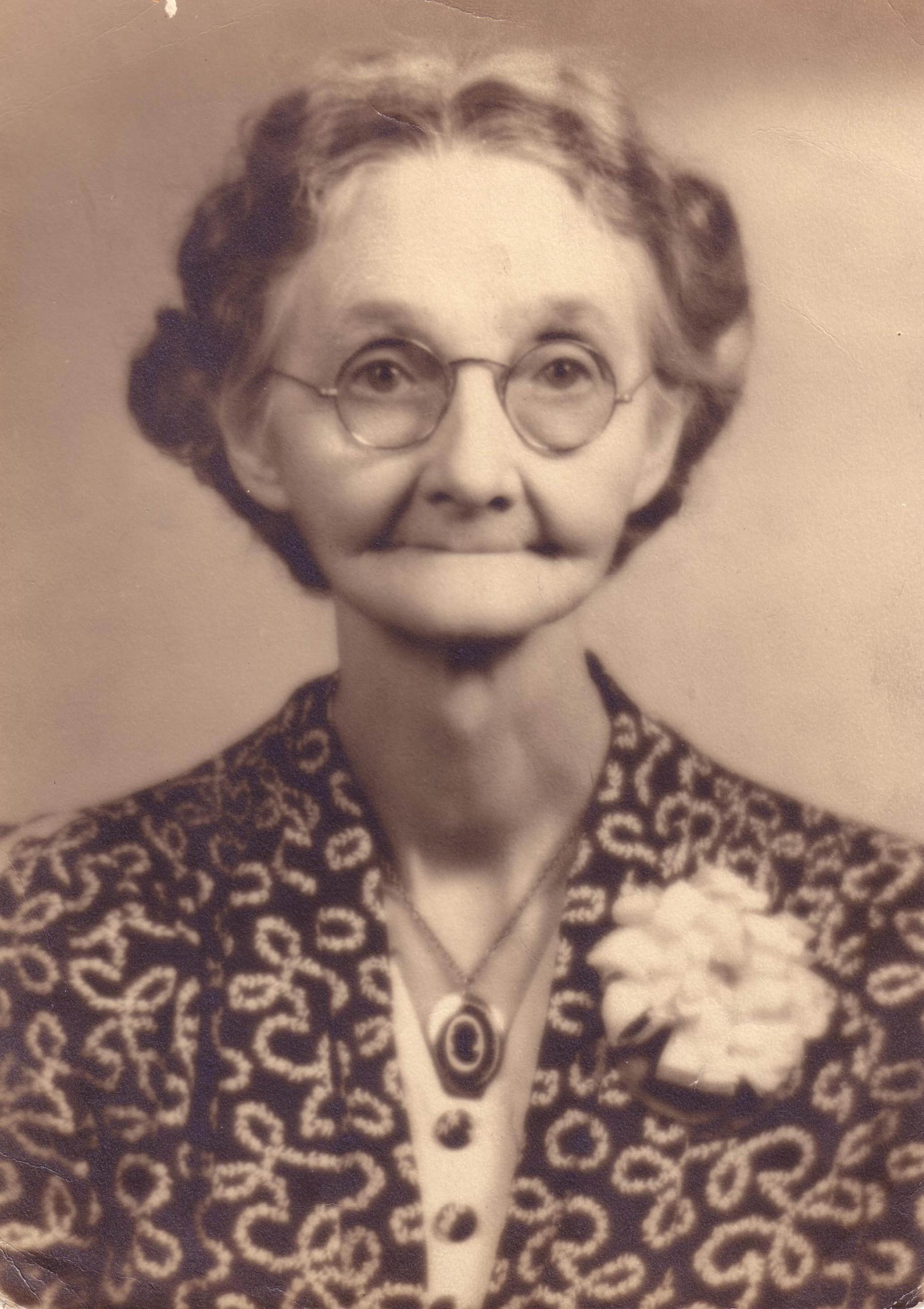 Mary Alice Ramey, circa1950?
