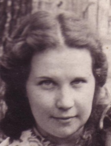 Euncie Carey, July 1937