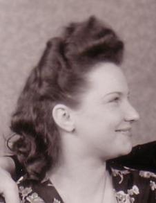 Eunice Carey, ca. 1942