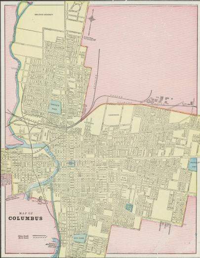 Courtsey of David Rumsey Historical Map Collection